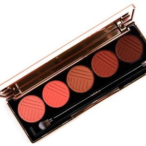 Dose of Colors Sassy Siennas Palette warm tones